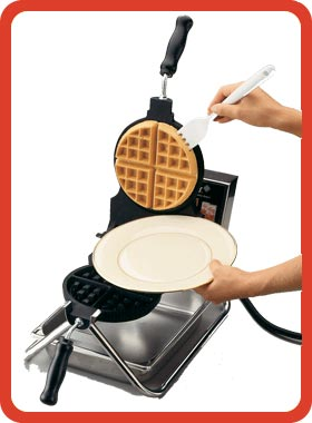 Waffle Flour Mix Image The History Of Carbon S Golden Malted